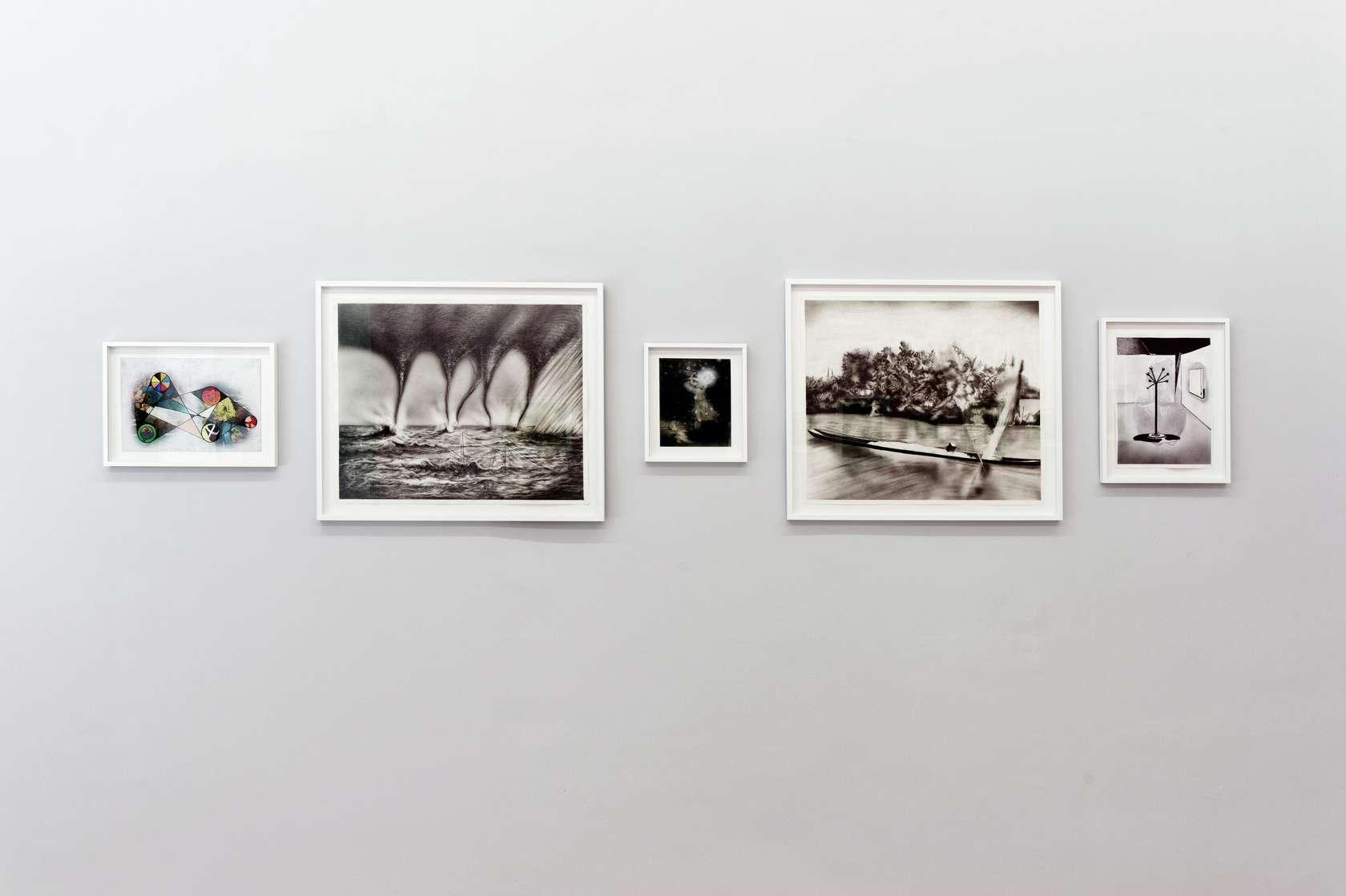 Hippolyte Hentgen, Chambre rose, chambre grise 8 septembre  — 6 octobre 2012