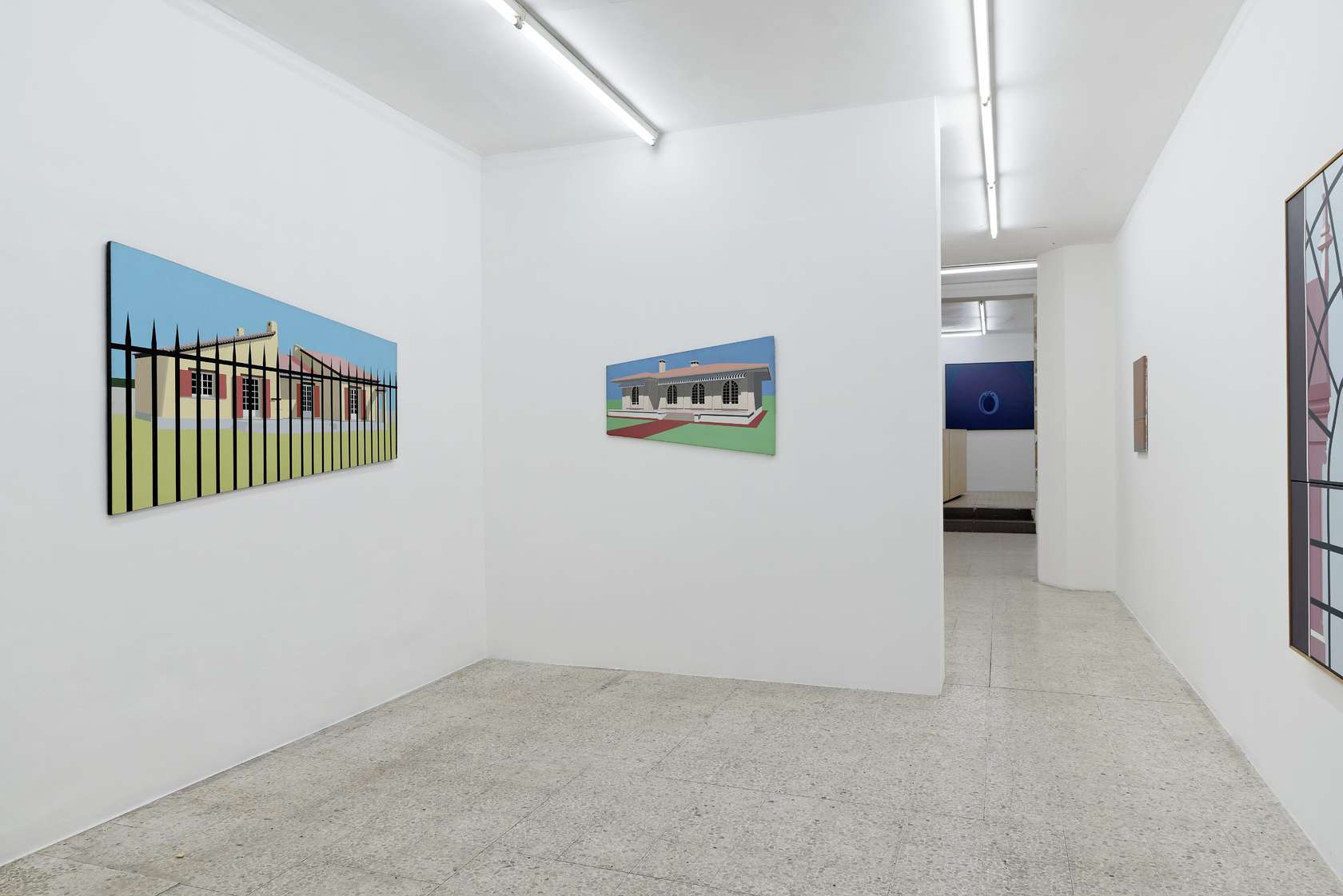 Christian Babou Christian Babou curated by Mathieu Mercier Semiose 27 mars  — 17 mai 2014