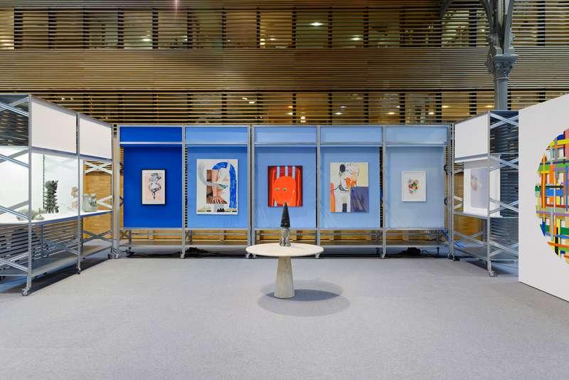 Galeristes, Paris (FR)Oli Epp, Steve Gianakos, Françoise Pétrovitch, Laurent Proux, Stefan Rinck, Julien Tiberi & Beat Zoderer 7 — 10 décembre 2017