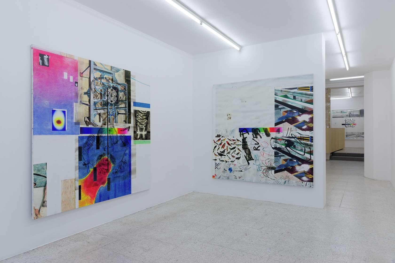 Laurent Proux,  One piece at a time 18 mai  — 15 juin 2013