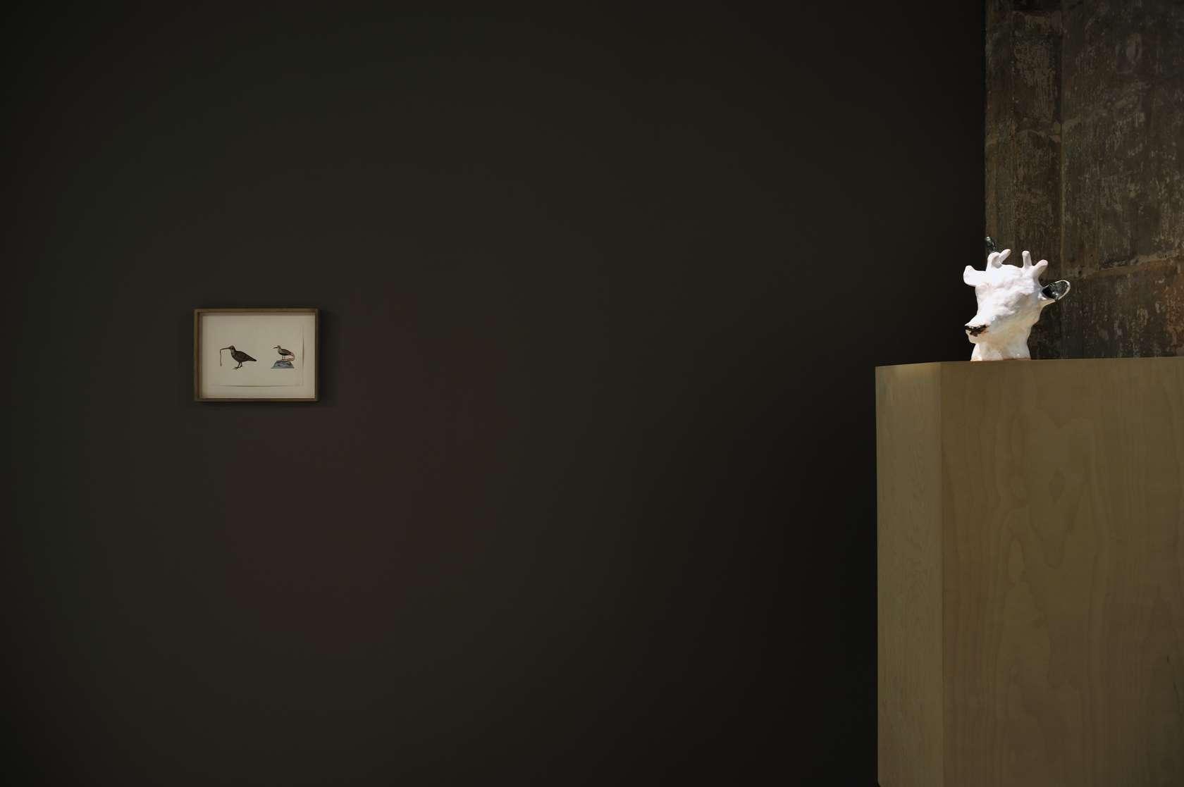 Jean-Marie Appriou, Guillaume Dégé, Hippolyte Hentgen, Laurent Le Deunff, Françoise Pétrovitch, Présence Panchounette & Taroop & Glabel, Pavillon de Chasse (group)  24 novembre  — 29 décembre 2012