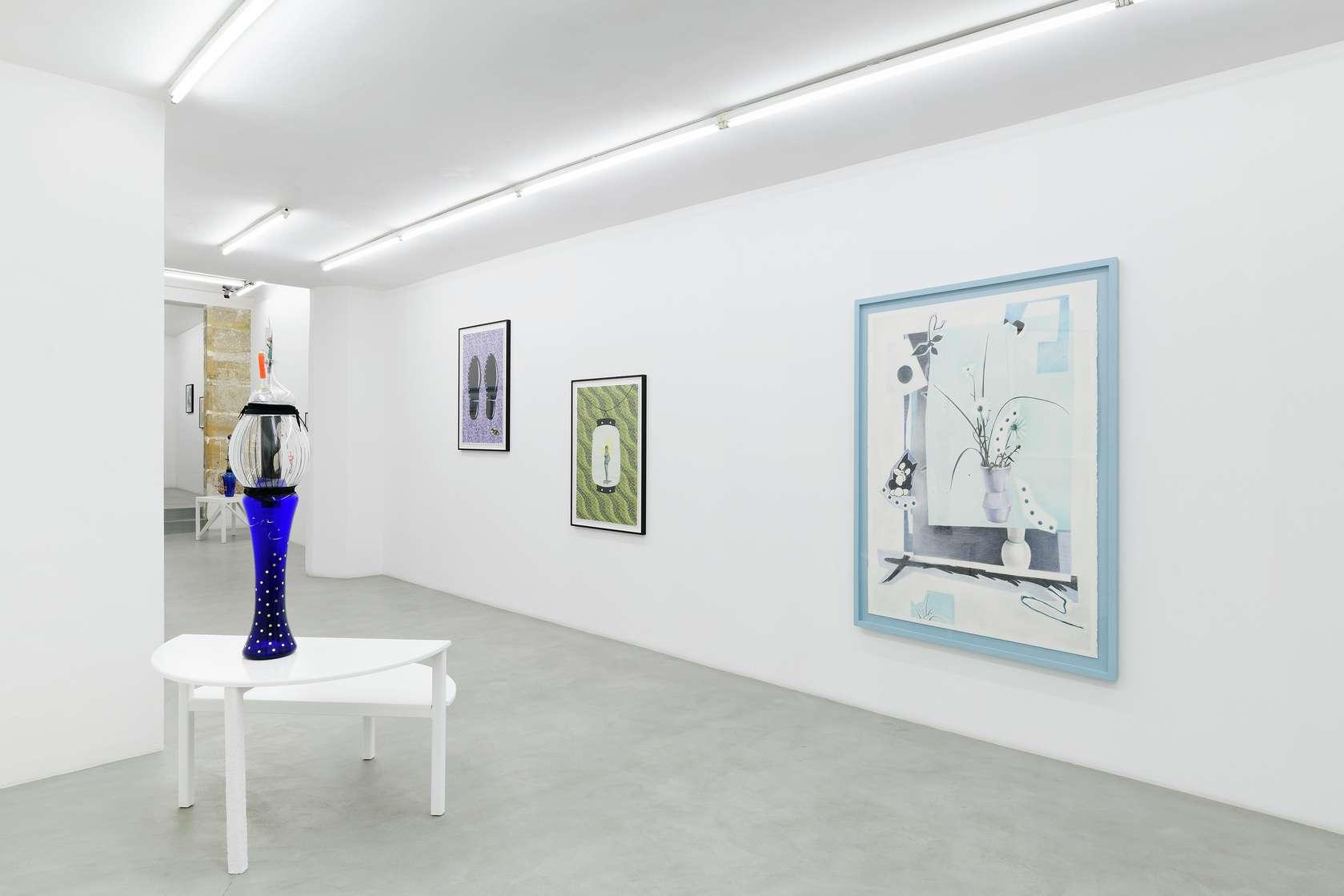 Hippolyte Hentgen Sunday in Kyoto Semiose 12 janvier  — 9 février 2019