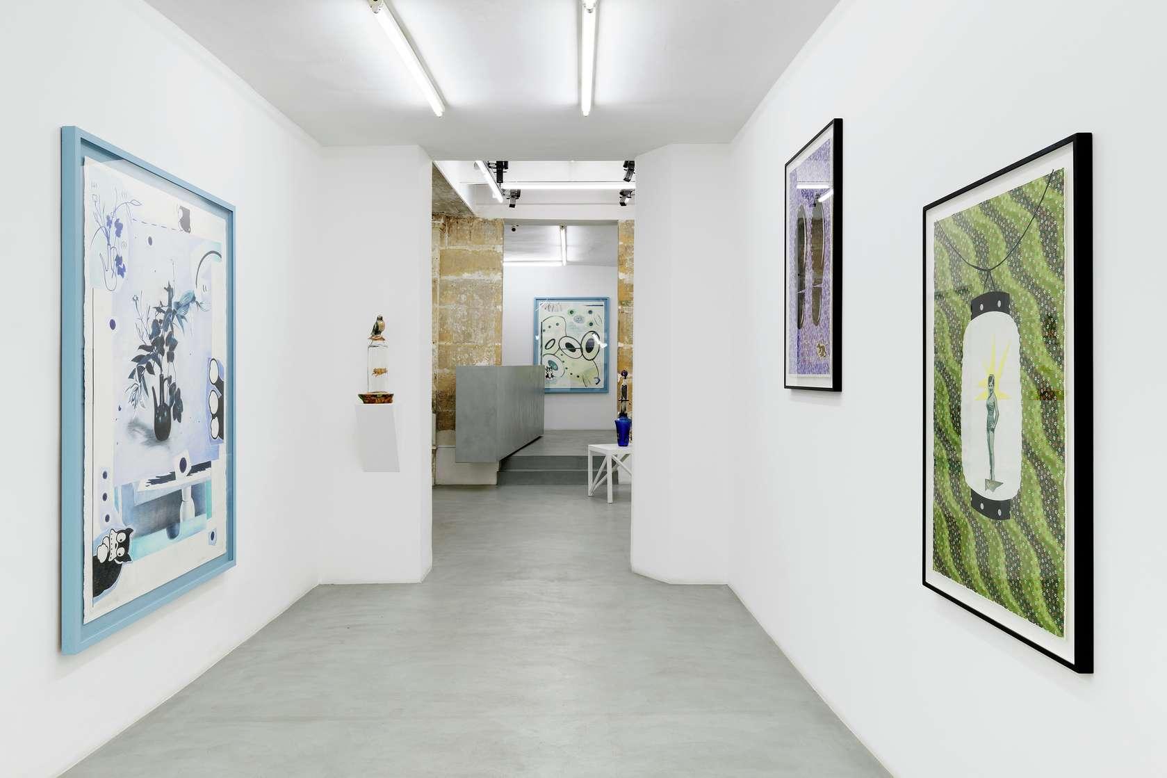 Hippolyte Hentgen, Sunday in Kyoto 12 janvier  — 9 février 2019