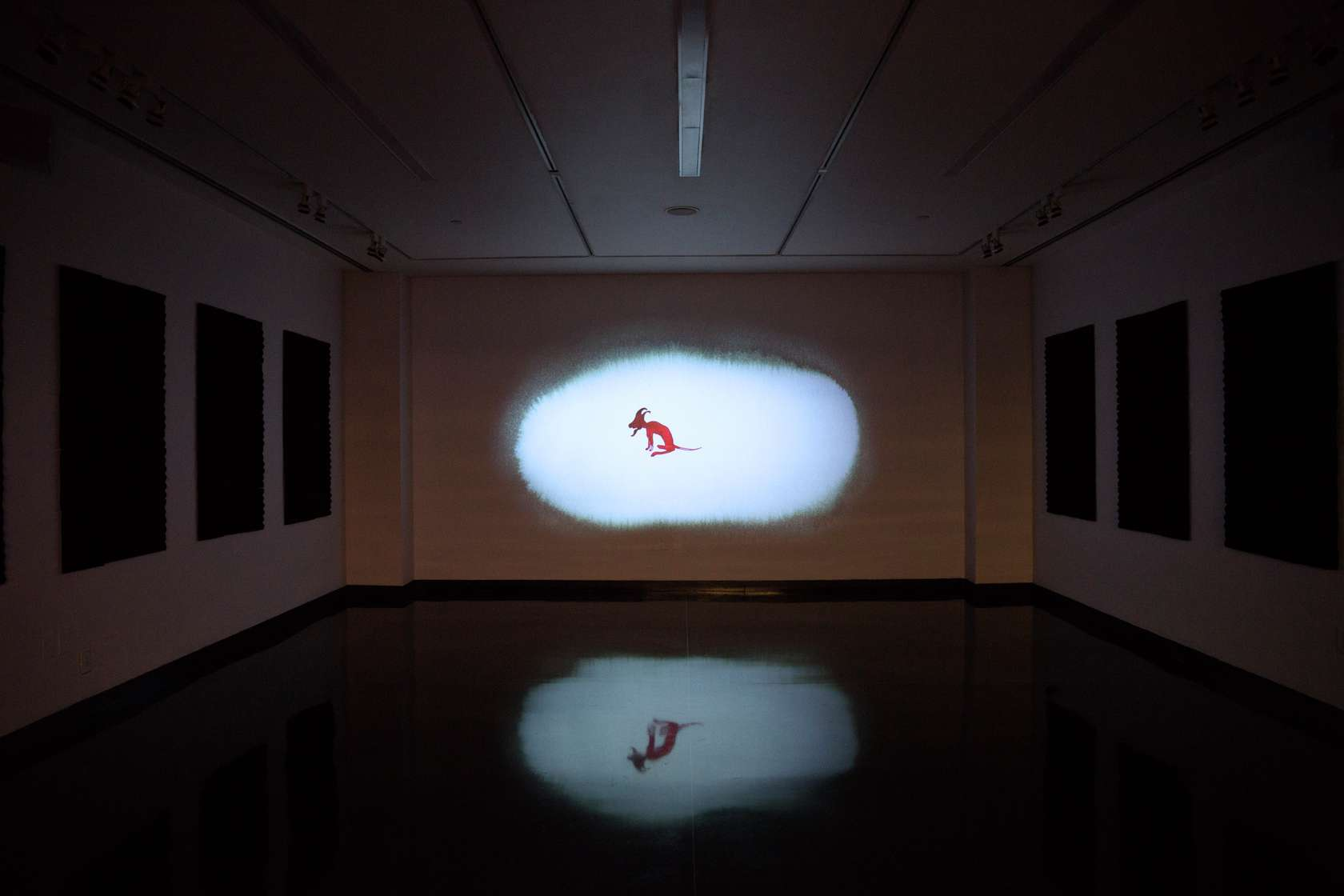 Françoise Pétrovitch Taming Nature : Animated Perspectives Semiose 13 janvier  — 23 février 2019