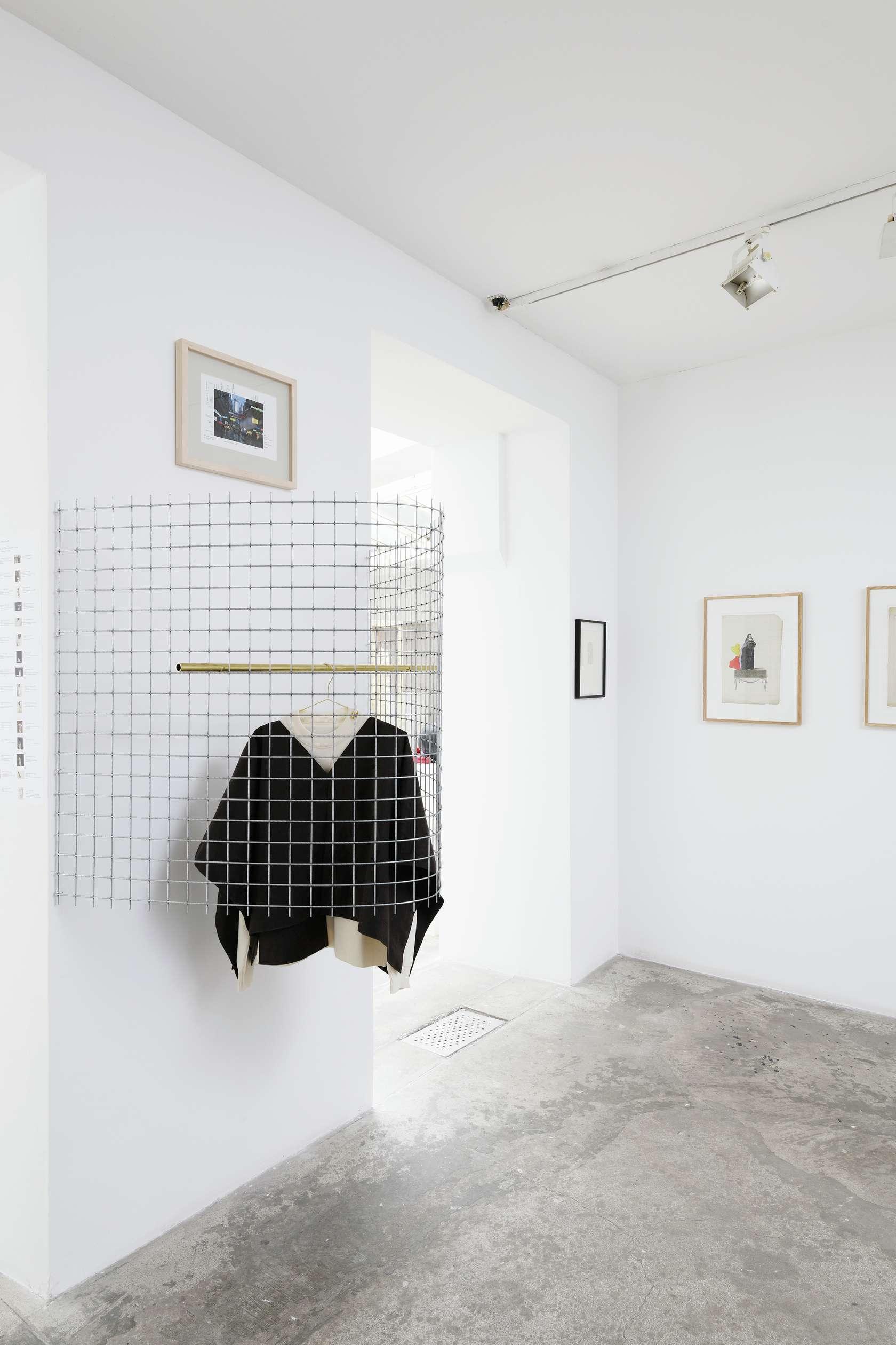 Guillaume Dégé, Modes & Travaux (group)  - Galerie Georges Philippe & Nathalie Vallois - Paris 28 février  — 25 juin 2020