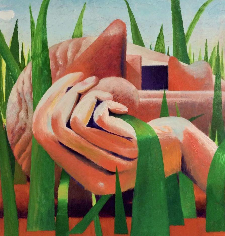 Laurent Proux, Soft Grass 13 mars  — 15 mai 2021