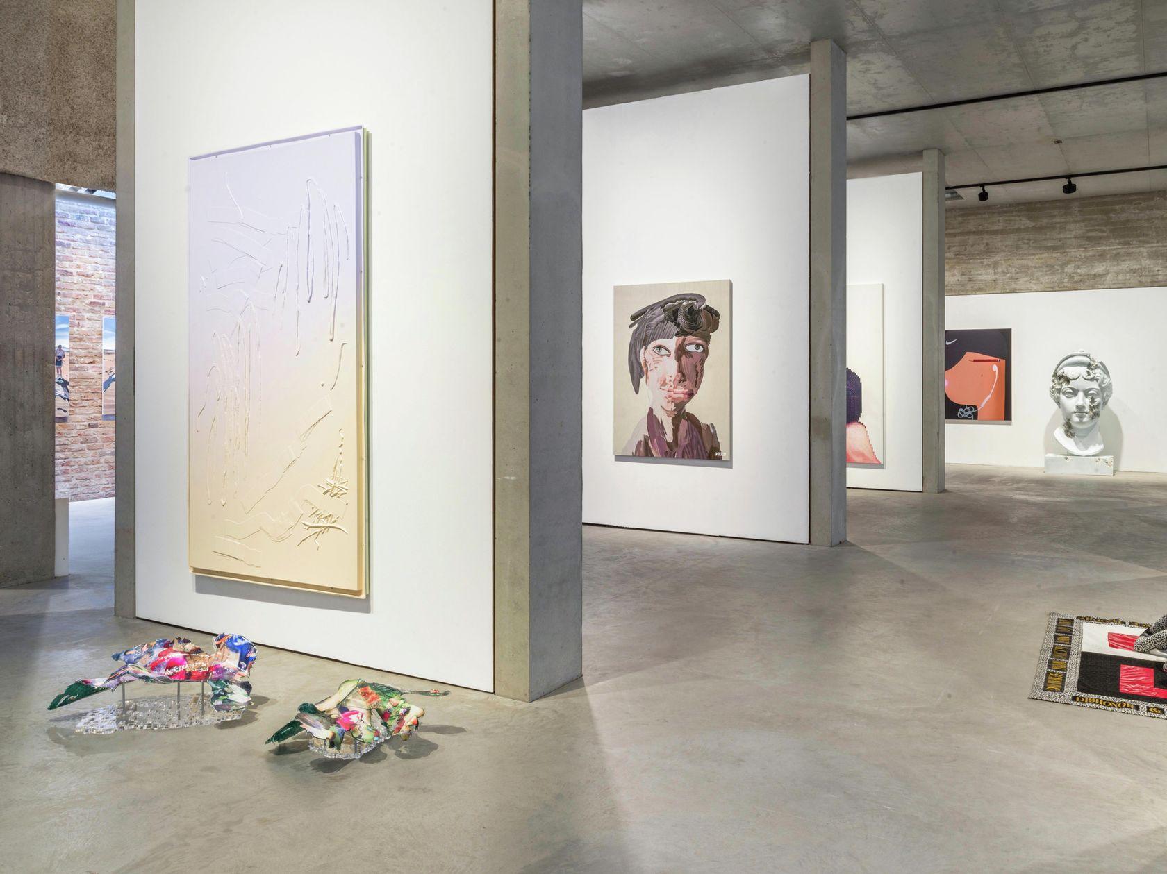 Oli Epp, The artist is online (group)  - König Galerie - Berlin 18 mars  — 18 avril 2021