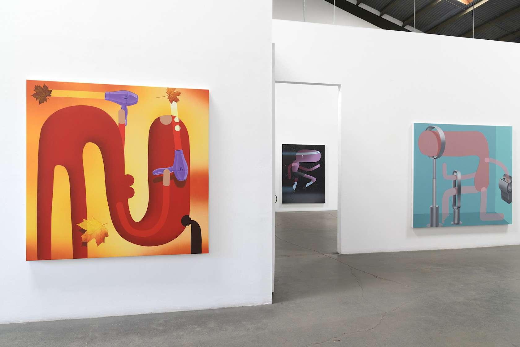 Oli Epp, Contactless - Richard Heller Gallery - Santa Monica (US) 16 mars  — 27 avril 2019