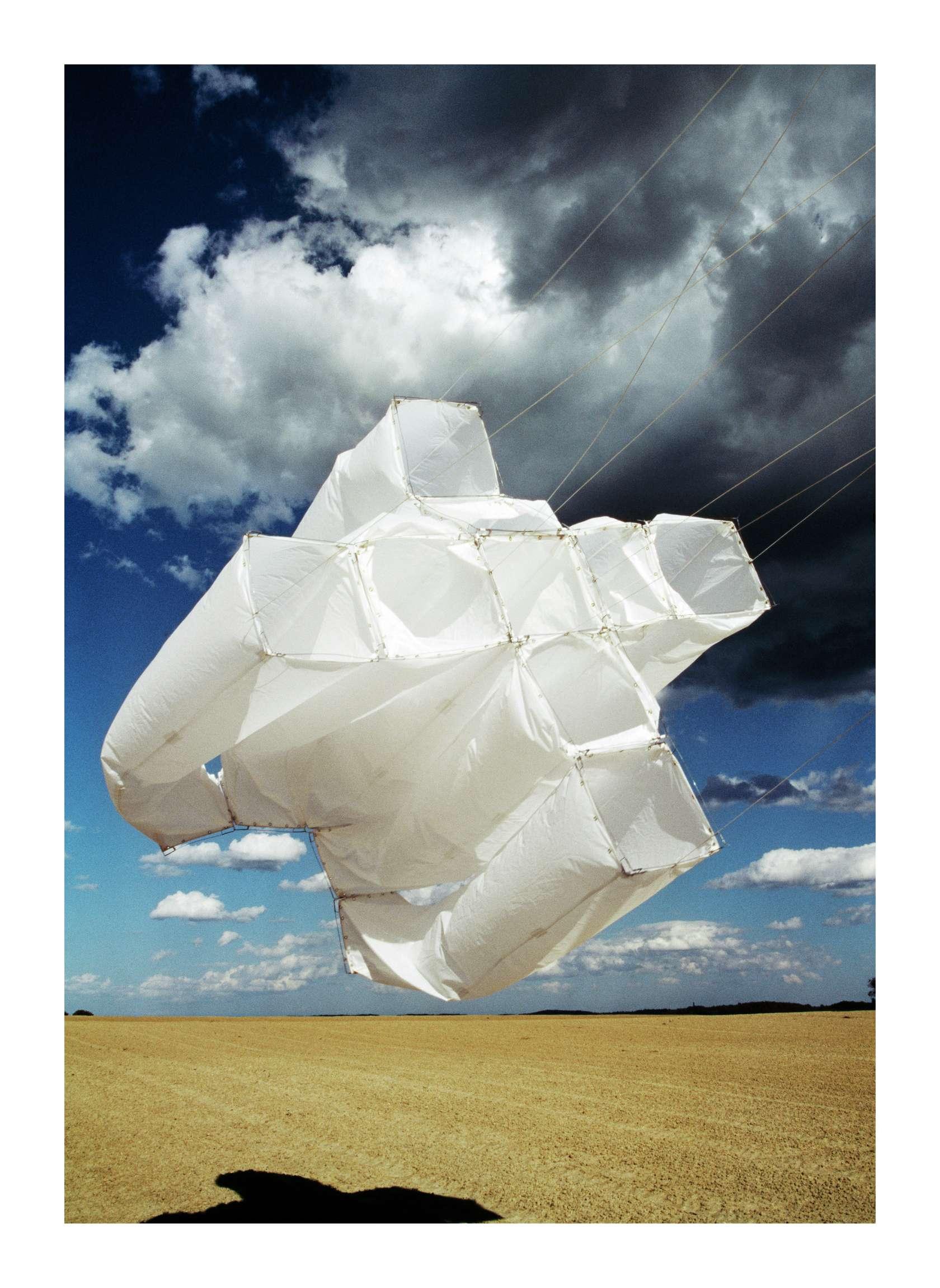 Thomas Lanfranchi, Sans titre, 1998 Impression pigmentaire sur papier Hahnemülhe73 x 100cm / 28 6/8 x 39 3/8inches