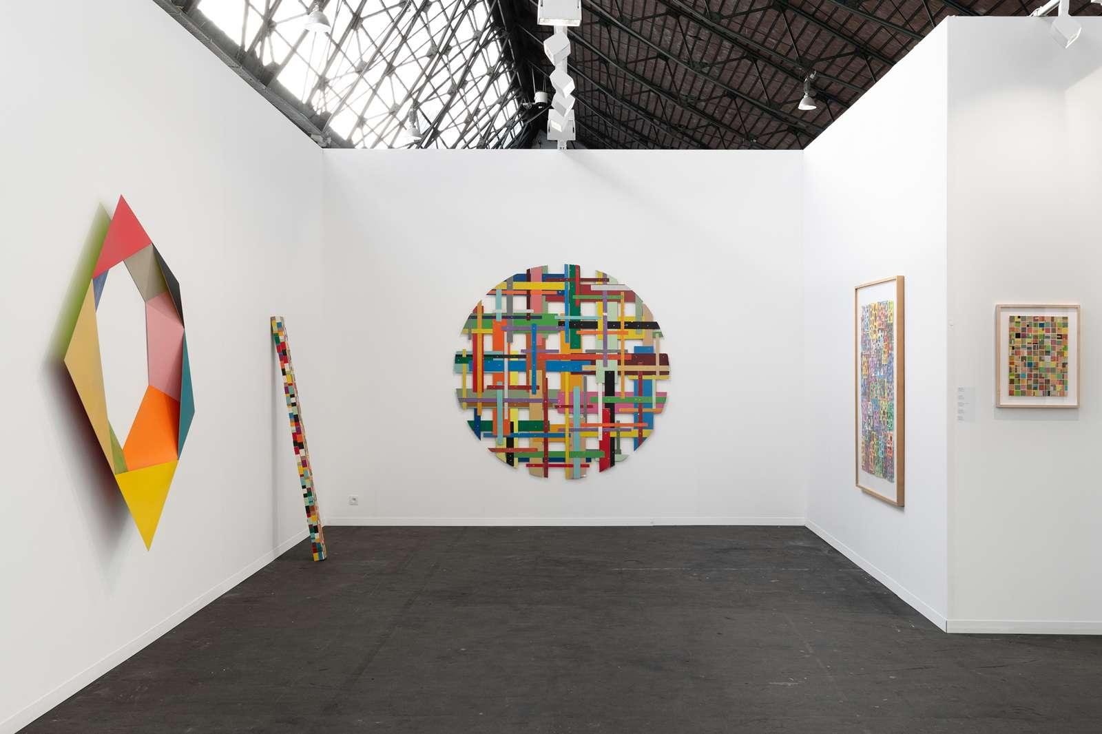 William S. Burroughs, Oli Epp, Françoise Pétrovitch, Présence Panchounette & Beat Zoderer Art Brussels, Brussels (BE) Semiose 19 — 22 avril 2018