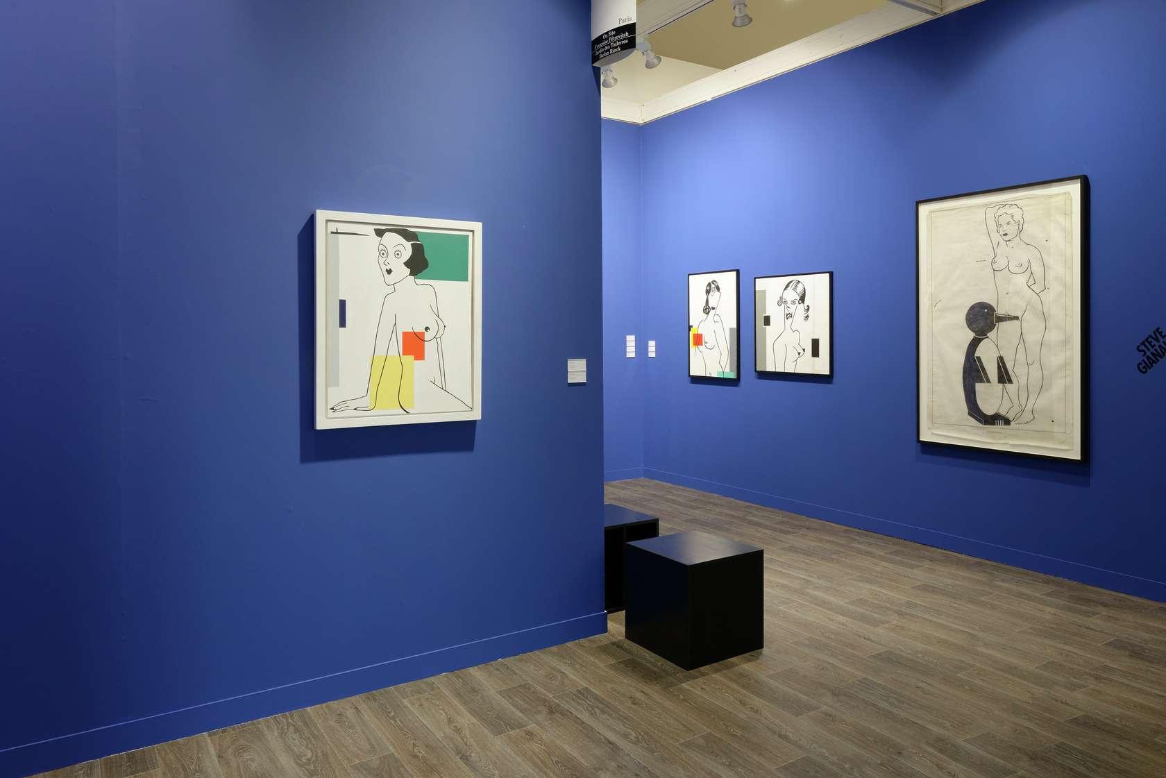 Steve Gianakos Fiac, Paris (FR) Semiose 18 — 21 octobre 2017