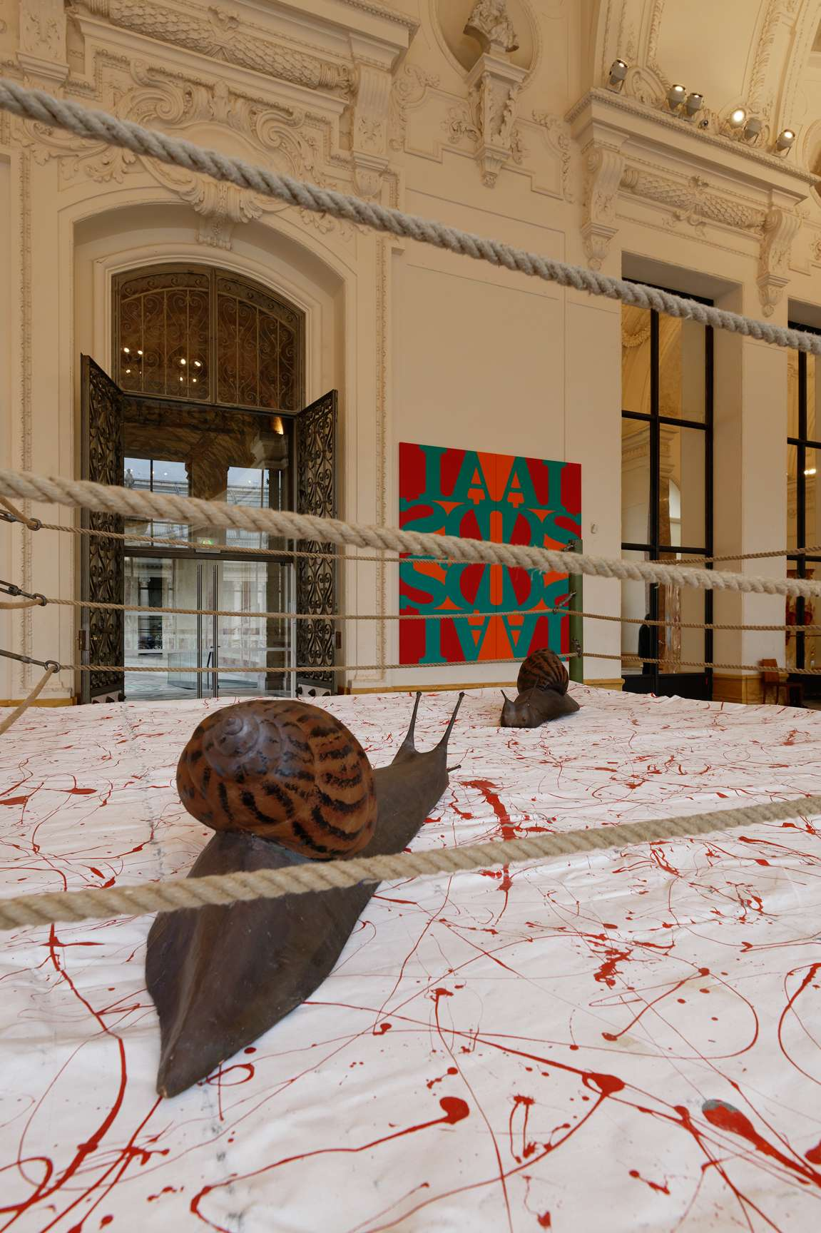 Fiac Projects, Paris (FR)Françoise Pétrovitch, Abraham Poincheval & Présence Panchounette 15 — 20 octobre 2019