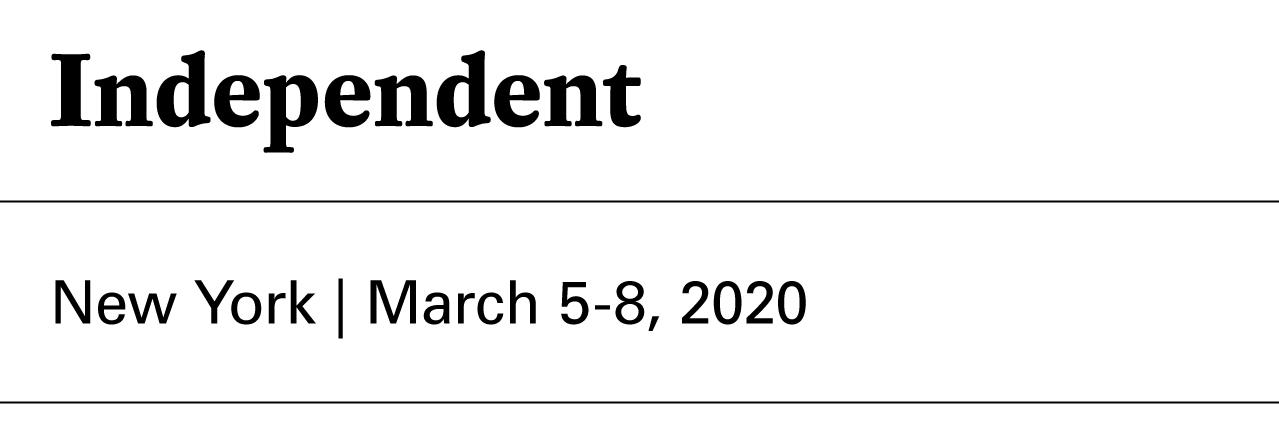 Amélie Bertrand Independent, New York (USA) Semiose 5 — 8 mars 2020