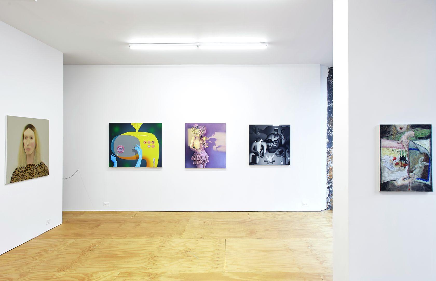 Anthony Cudahy & Oli Epp, Friend Zone (group)  - Half Gallery - New York 28 janvier  — 24 février 2021