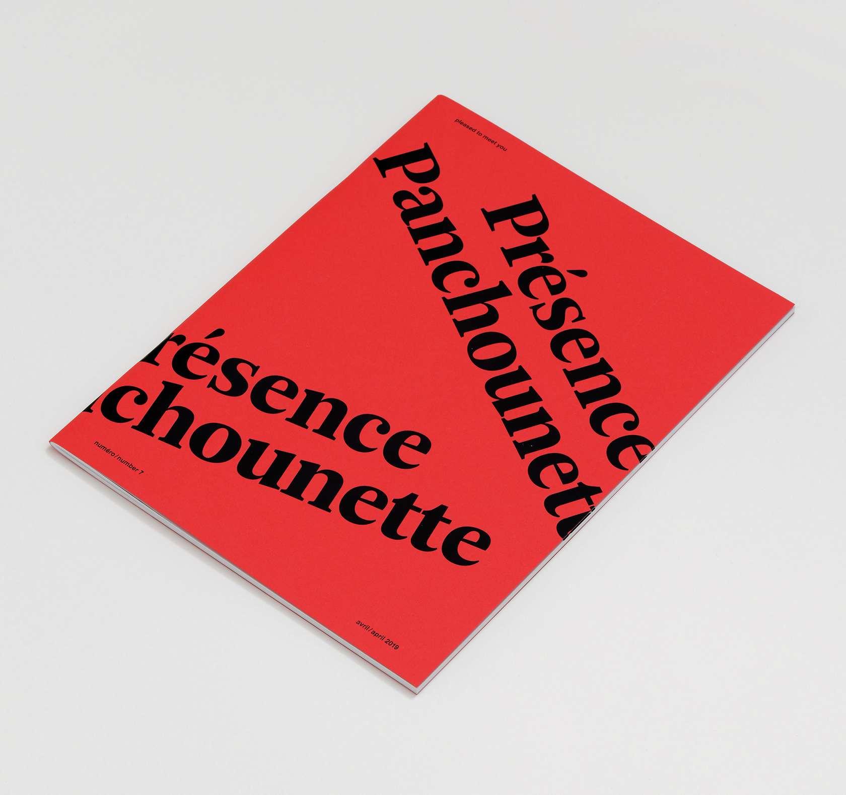 Présence Panchounette