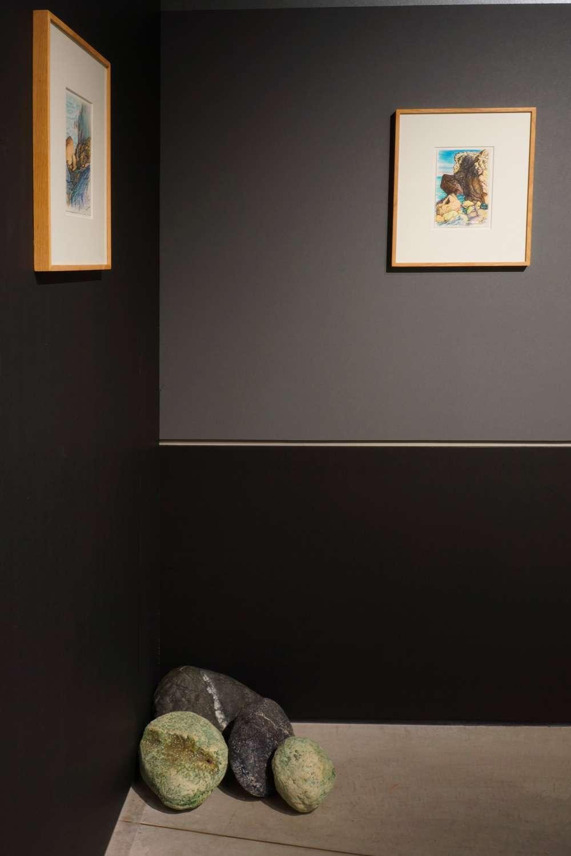 Piero Gilardi The Quarries of Imagination - Stones between Art and Artifact Intermédiathèque, The University Museum of Tokyo, (JP) 25 septembre 2018 — 27 août 2019