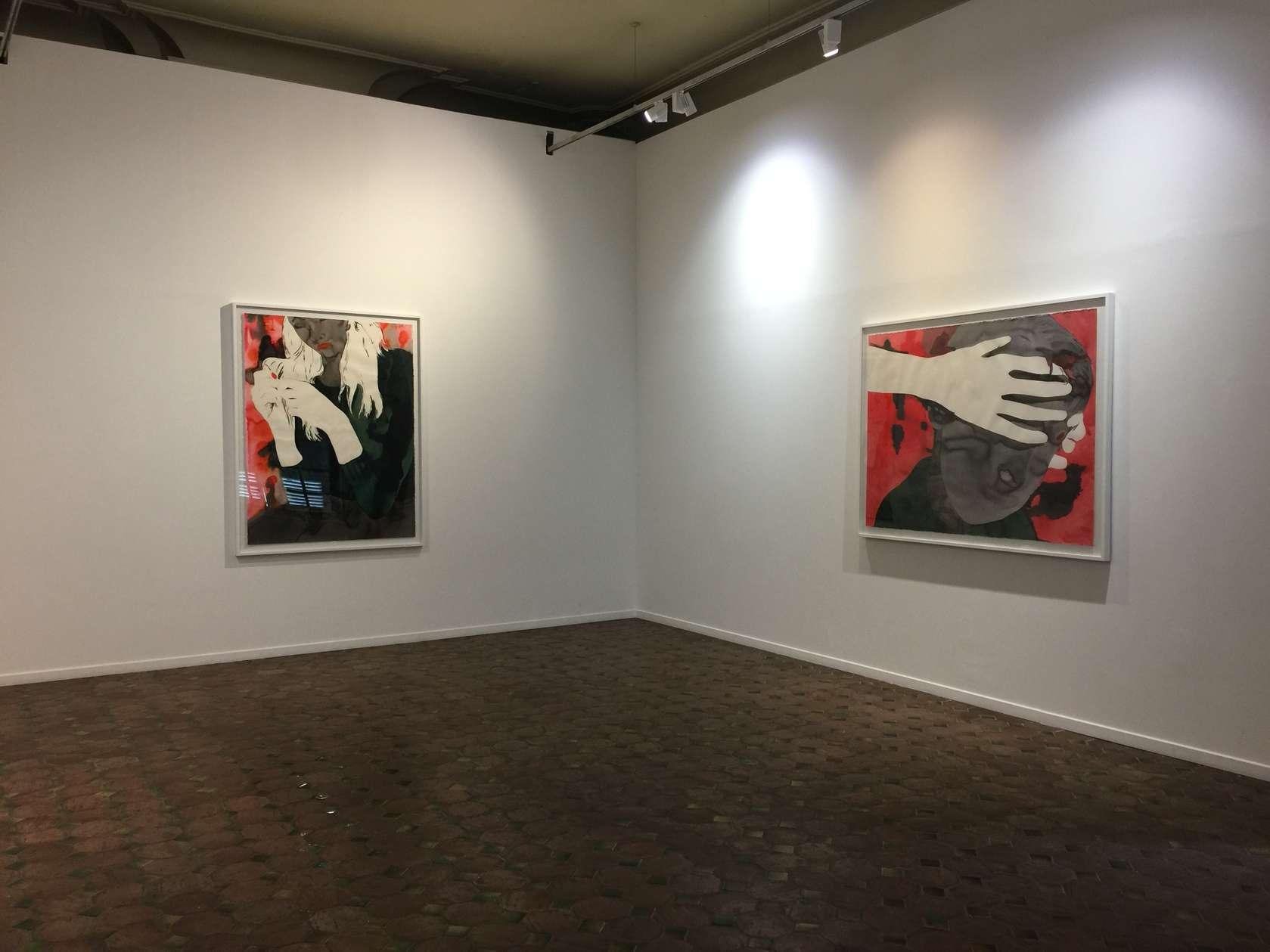 Françoise Pétrovitch La force du dessin Musée de Vence / Fondation Émile Hugues, Vence (FR) 16 mars  — 26 mai 2019