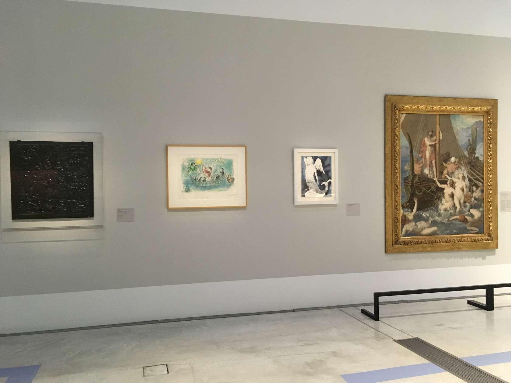 Françoise Pétrovitch Homère Louvre-Lens, Lens (FR) 27 mars  — 22 juillet 2019