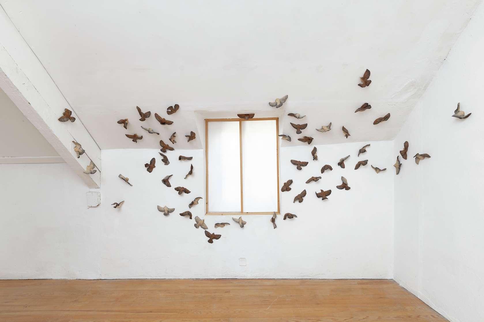 Sébastien Gouju Figures de l'animal Abbaye Saint André Centre d'Art Contemporain, Meymac (FR) 17 mars  — 17 juin 2019