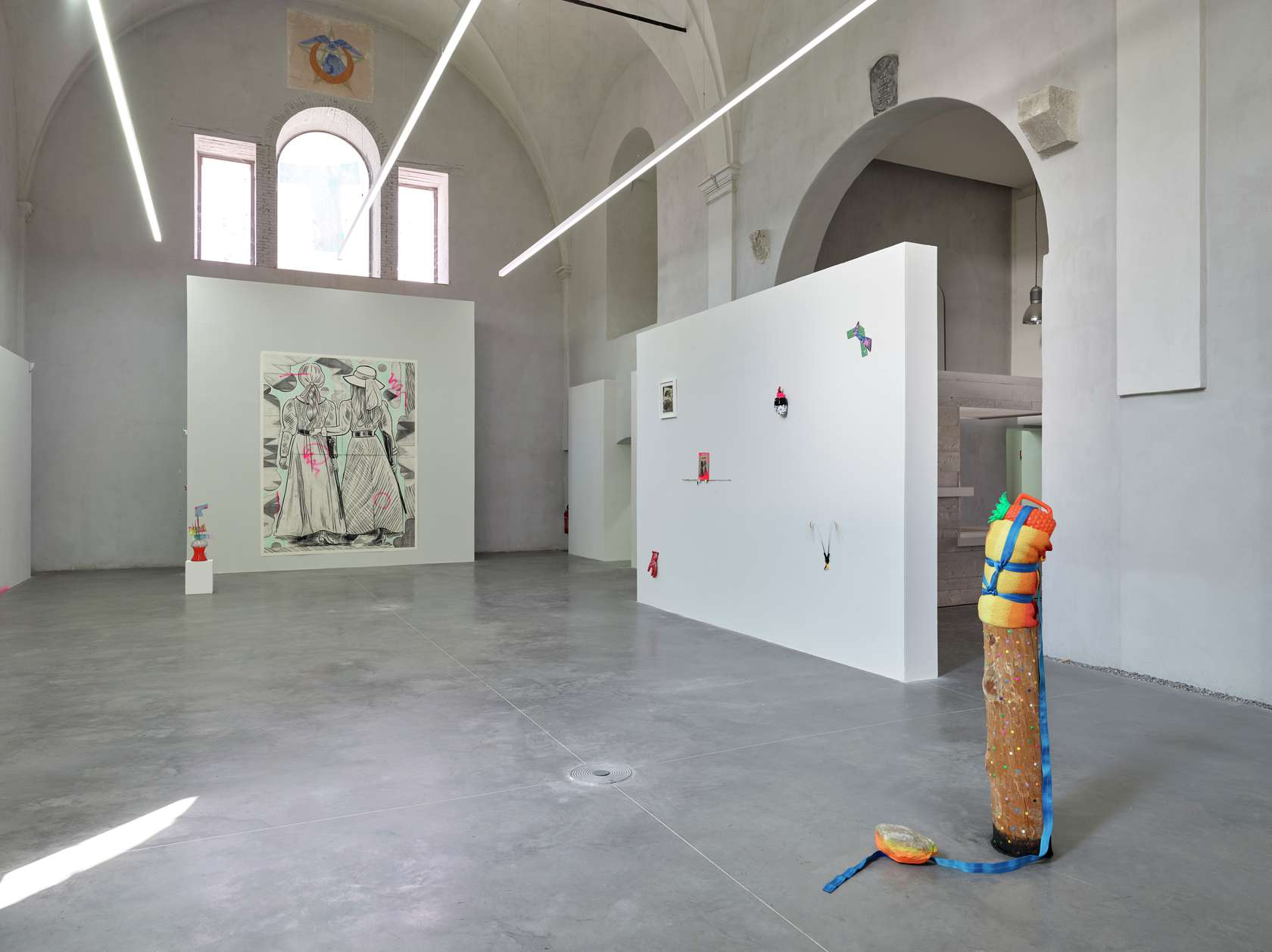 © f.deladerriere et Centre d'art contemporain Les Capucins, Embrun