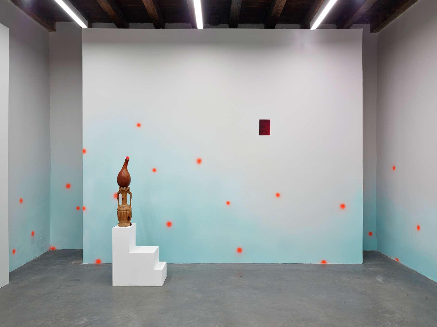 Hippolyte Hentgen Marble Canyon Marble Canyon, Les Capucins, Centre d'art contemporain, Embrun (FR) 5 juillet  — 1er septembre 2019