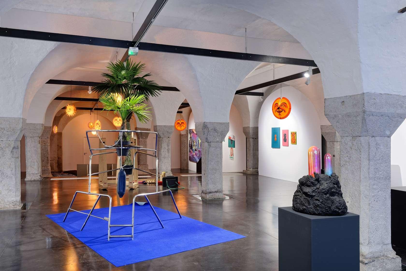 Salvatore Arancio Grande Section ! Centre d'art contemporain La Halle des bouchers, Vienne (FR) 9 février  — 3 mars 2019