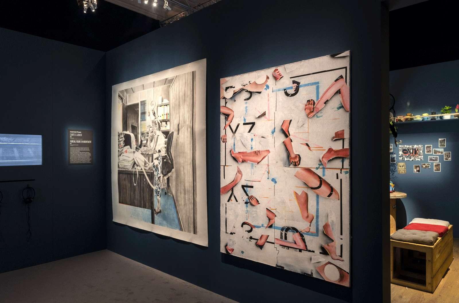 Laurent Proux Mobile Immobile Archives Nationales, Paris (FR) - Maison de la photographie, Lille (FR) 16 janvier  — 29 avril 2019