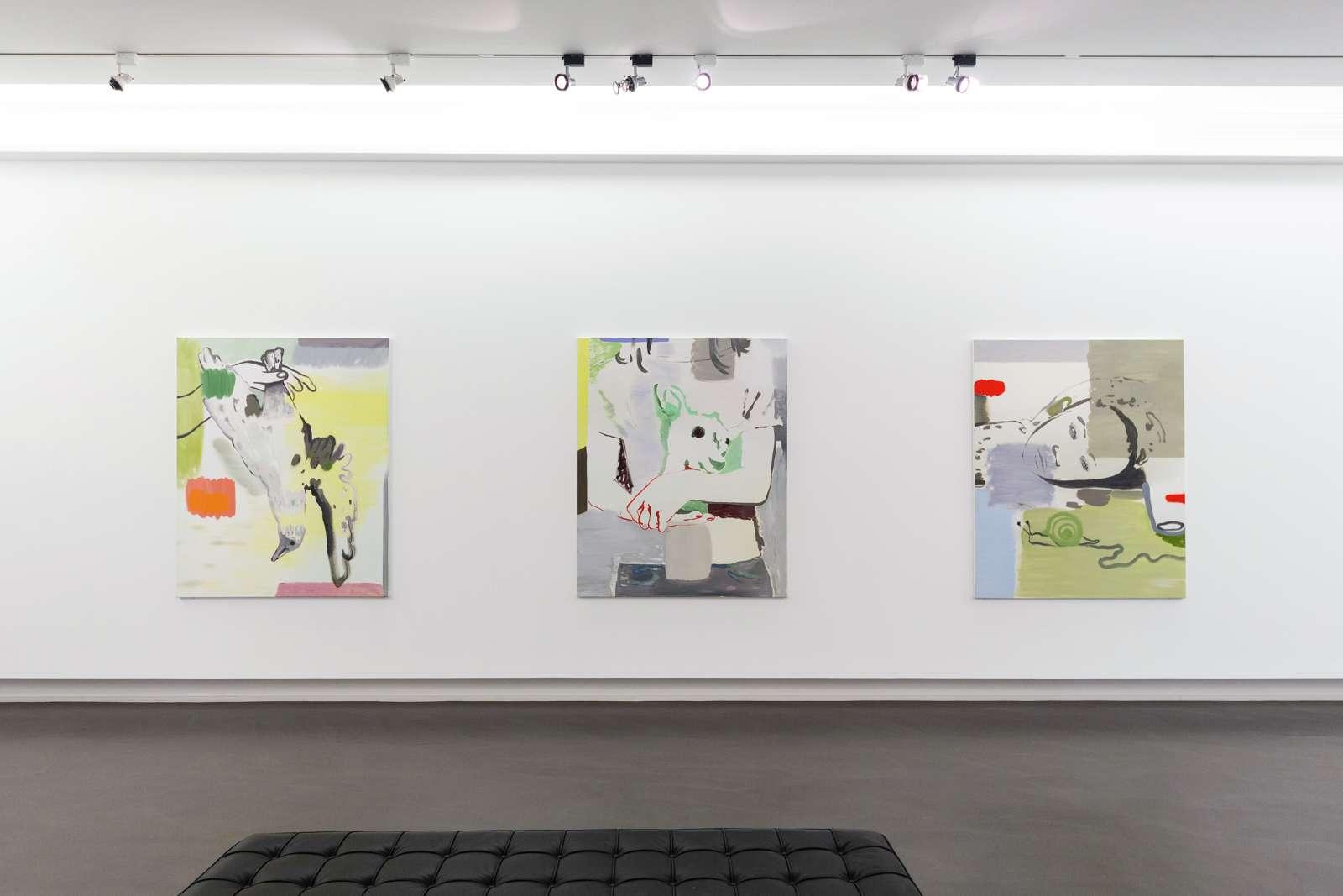 Françoise Pétrovitch Francoise Pétrovitch Centre d'Art Contemporain (CAC) de la Matmut, Saint-Pierre-de-Varengeville (FR) 12 janvier  — 7 avril 2019