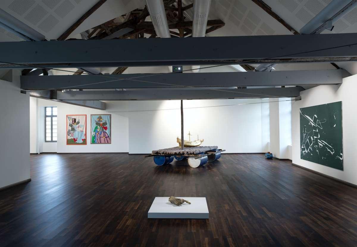 Hippolyte Hentgen Voyage au long cours - Frac Normandie Caen Fonds Régional d'Art Contemporain de Normandie, Caen (FR) 8 mars  — 19 mai 2019