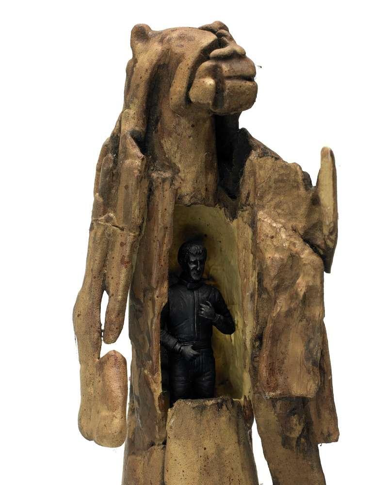 Abraham Poincheval Territoire à l'oeuvre #2 Cnap - Galerie Fernand Léger, Ivry-sur-Seine (FR) 27 septembre 2019 — 22 février 2020