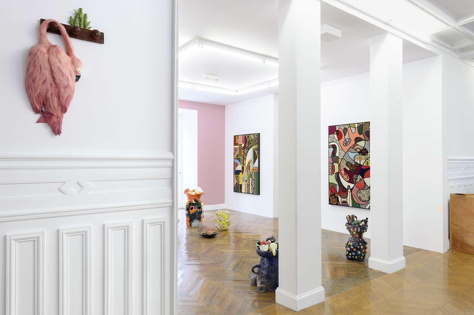 Le Dandy des Gadoues, La Galerie, centre d'art contemporain, Noisy-le-Sec (FR) 14 septembre — 14 décembre 2019 © Pierre Antoine
