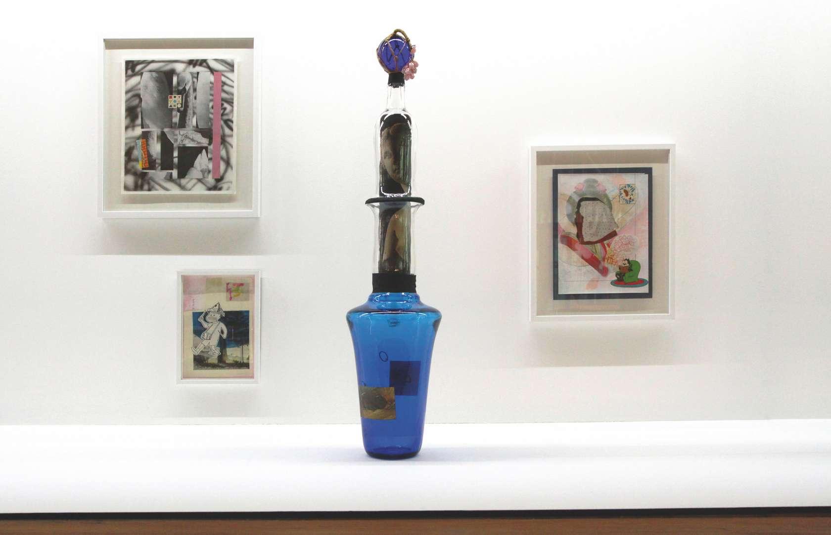 Hippolyte Hentgen Overlay Musée du cristal Saint-Louis, Saint-Louis-lès-Bitche (FR) 7 février  — 18 juin 2018