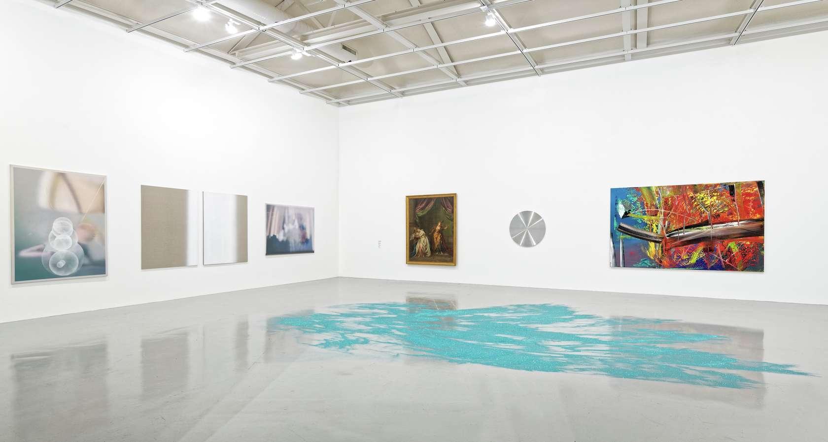 Syncopes et Extases. Vertiges du temps, Frac Franche-Comté, Cité des arts, Besançon (FR) 1 septembre 2019 - 12 janvier 2020 © Blaise Adilon