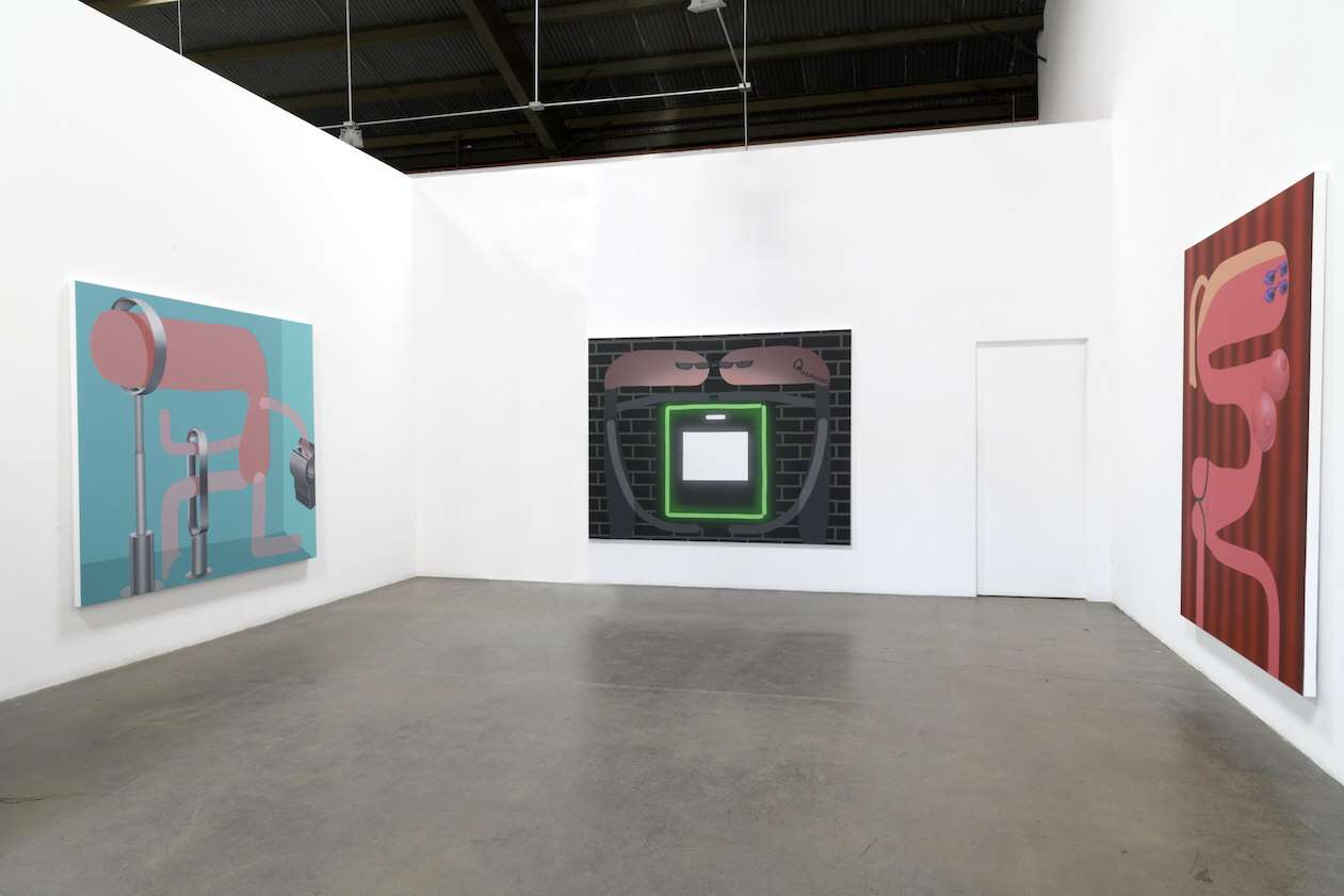 Oli Epp Contactless Richard Heller Gallery - Santa Monica (US) 16 mars  — 27 avril 2019