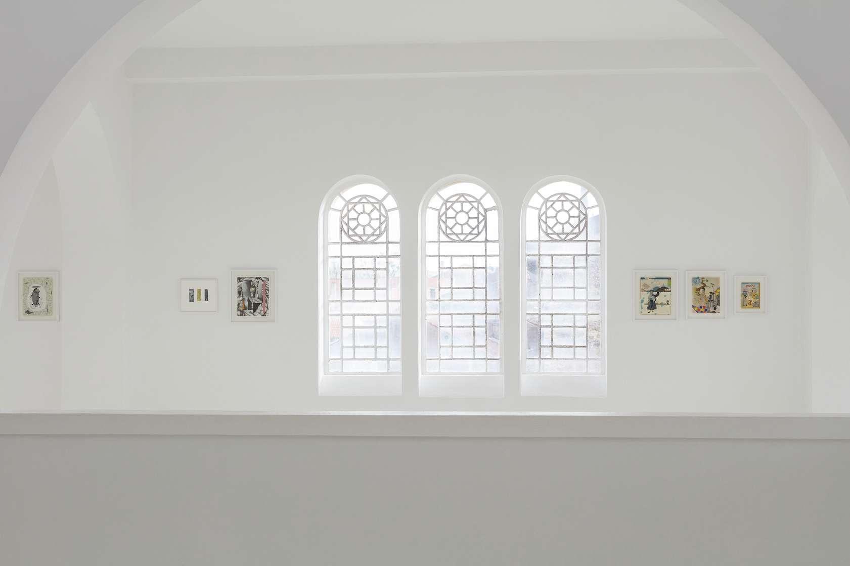 Hippolyte Hentgen Inversion / Aversion Centre d'art contemporain - la Synagogue de Delme (FR) 10 novembre 2018 — 27 février 2019