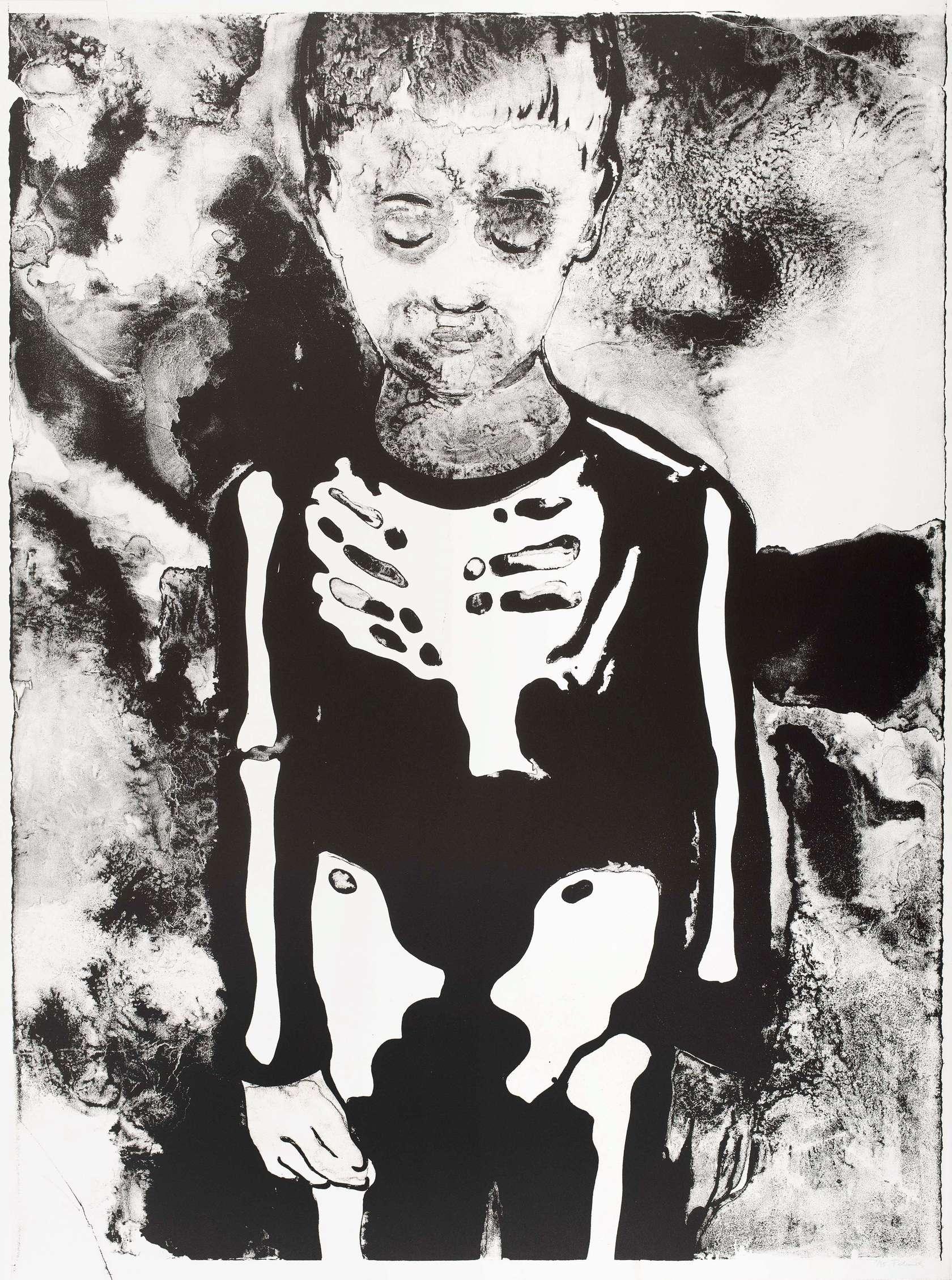 Françoise Pétrovitch Choix multiples - Estampes de la collection Mel Publisher Galerie Arts Factory, Paris (FR) 23 janvier  — 9 mars 2019