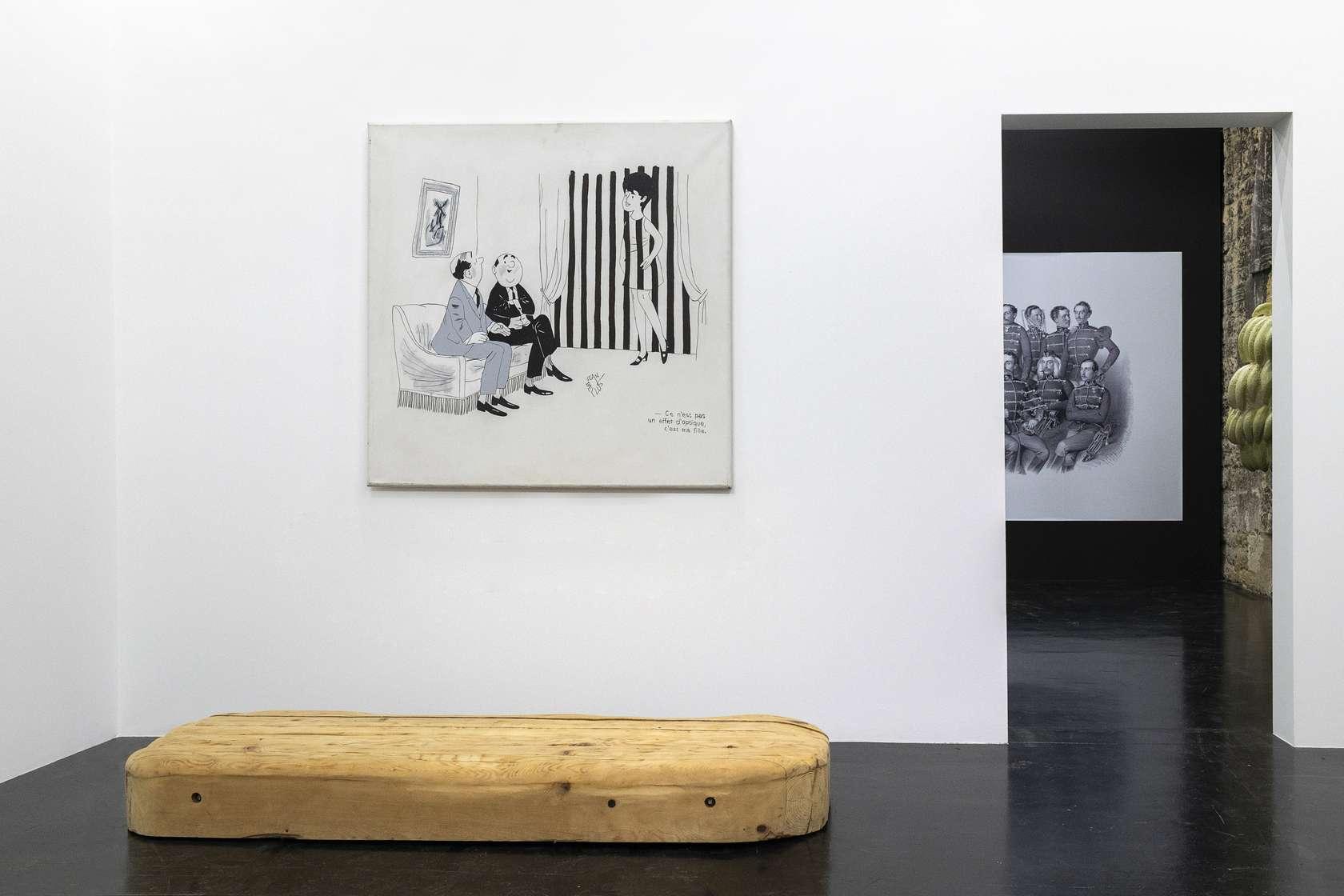 Laurent Le Deunff & Présence Panchounette LLD et PP - Coïncidence(s) Nouvelles acquisitions 2008-2018  CAPC musée d'art contemporain de Bordeaux (FR) 1er décembre 2018 — 20 janvier 2019