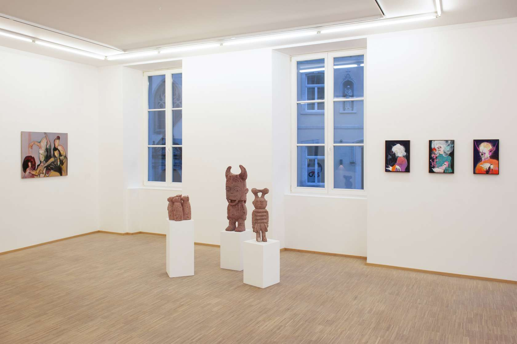 Stefan Rinck Just So Stories Nosbaum Reding Gallery, Luxembourg (LX) 28 novembre 2019 — 18 janvier 2020