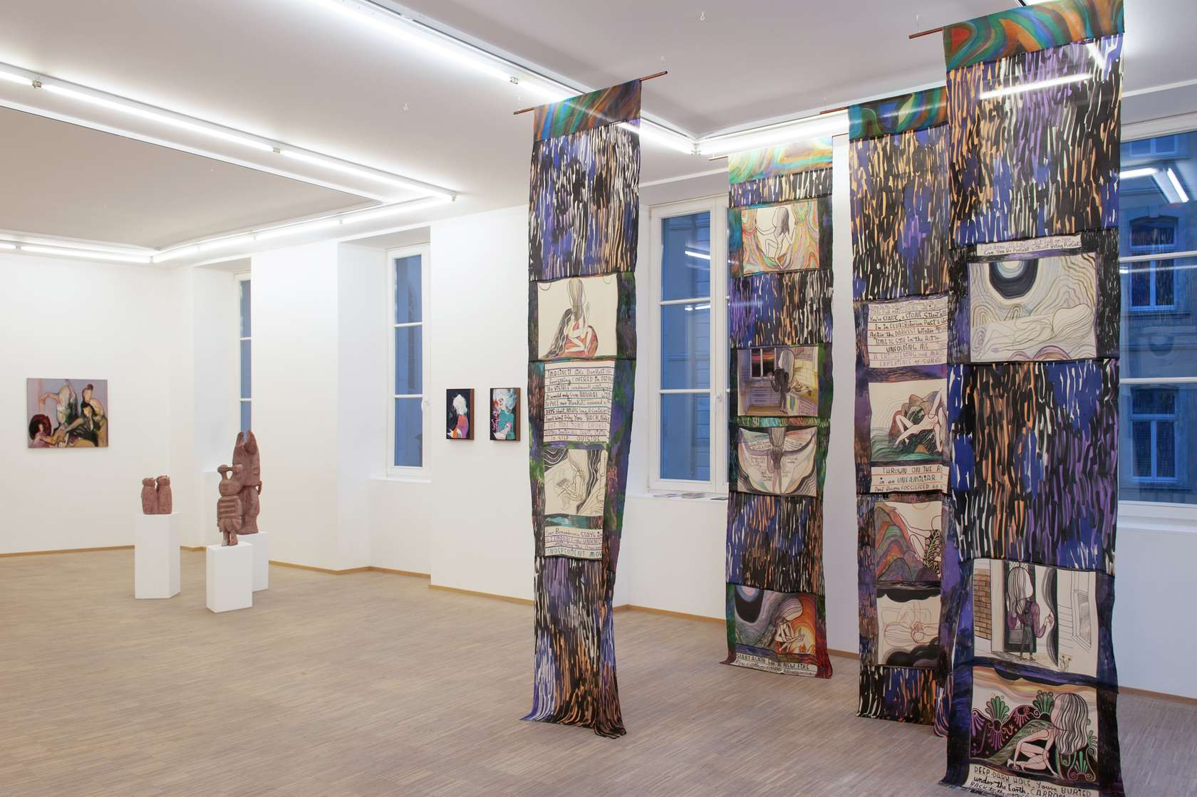 Just So Stories - Nosbaum Reding Gallery, Luxembourg (LX) 28 novembre 2019 - 18 janvier 2020