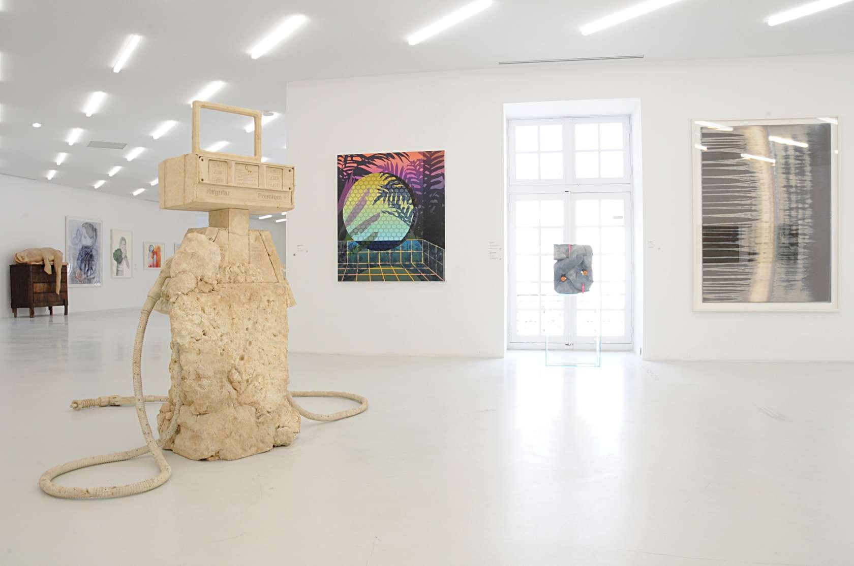 Amélie Bertrand & Françoise Pétrovitch Collectionner au XXIe siècle, De leur temps (6) Collection Lambert, Avignon (FR) 14 décembre 2019 — 15 mars 2020