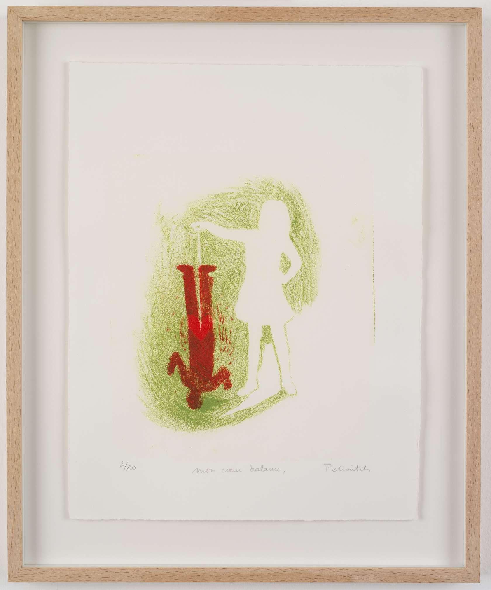 """Françoise Pétrovitch """"Cœurs"""" du romantisme dans l'art contemporain Musée de la Vie romantique, Paris (FR) 13 février  — 12 juillet 2020"""