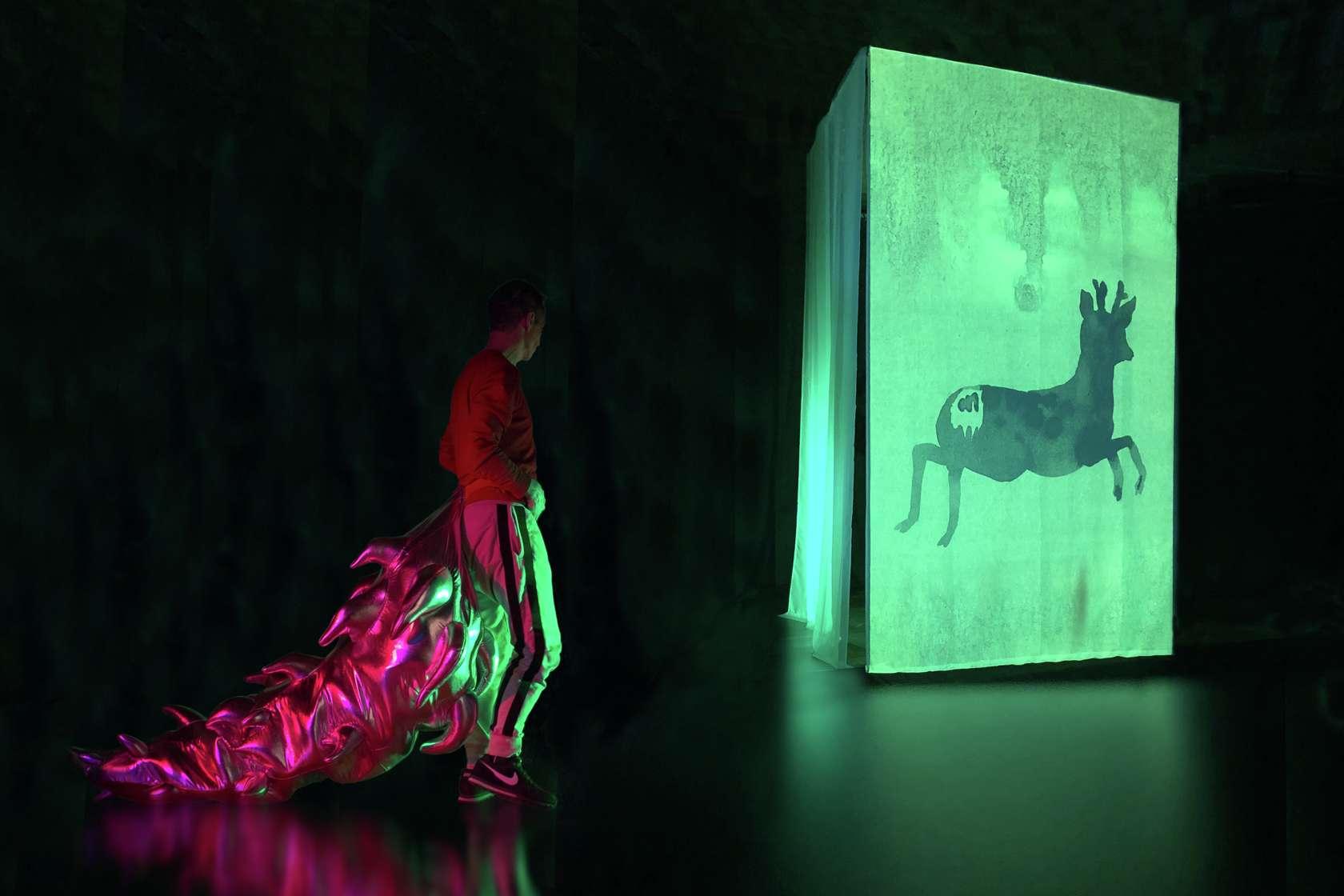 Françoise Pétrovitch Se laisser pousser les animaux Centre Pompidou,  Paris (FR) 29 février  — 1er mars 2020