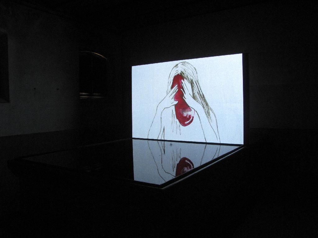 Françoise Pétrovitch Sans réserve II MAC/VAL - Musée d'Art Contemporain du Val de Marne, Vitry-sur-Seine (FR) 14 avril  — 31 août 2018