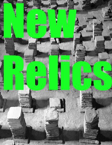 Salvatore Arancio New relics Thames-Side Studios Gallery, Londres (UK) 2 — 24 juin 2018