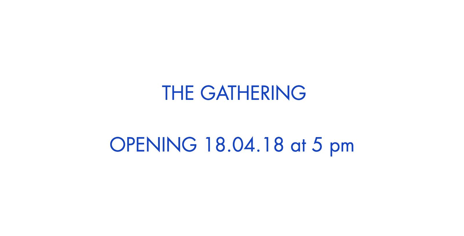 Stefan Rinck The Gathering PANTHERA.TODAY, Bruxelles (BE) 18 avril  — 20 mai 2018