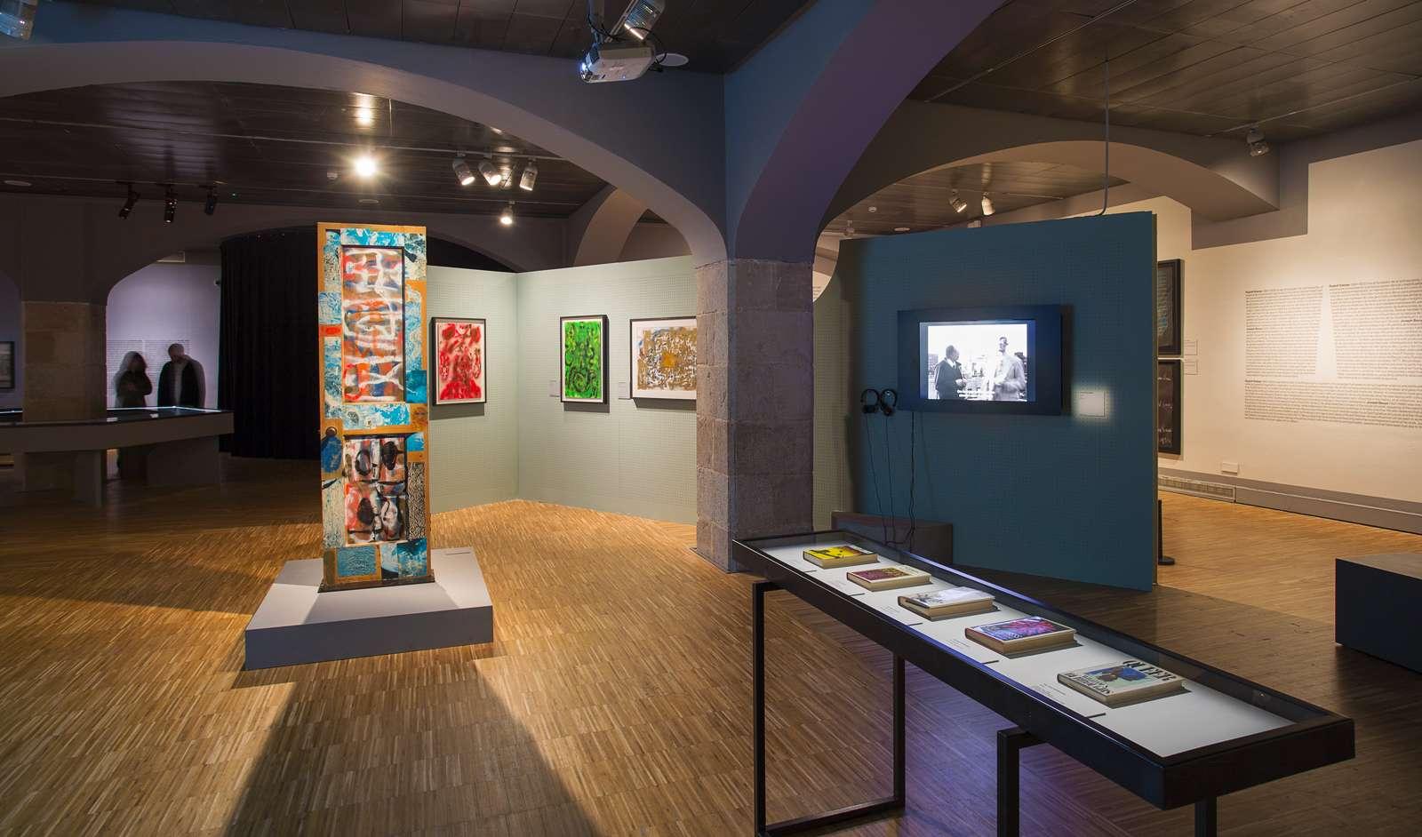 William S. Burroughs Black light - Secretive traditions in the Arts since the 1950s Centre of Contemporary Culture in Barcelona, Barcelone (ES) 15 mai  — 14 octobre 2018