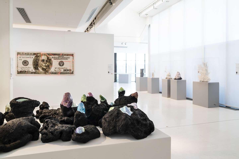 Salvatore Arancio Ceramic Now - 60th Faenza Prize Museo Internazionale delle Ceramiche, Faenza (IT) 30 juin  — 7 octobre 2018