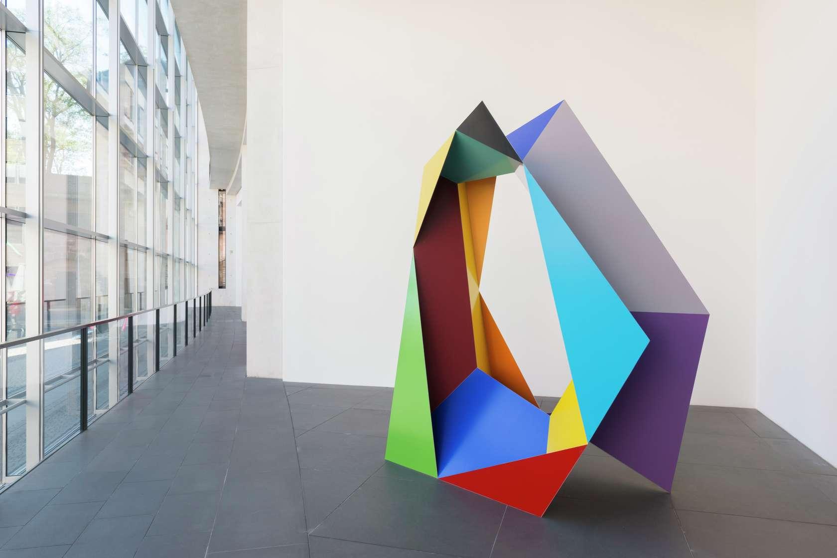 Beat Zoderer Licht und Leere Neues Museum, Staatliches Museum für Kunst und Design, Nuremberg (DE) 21 septembre 2018 — 27 janvier 2019