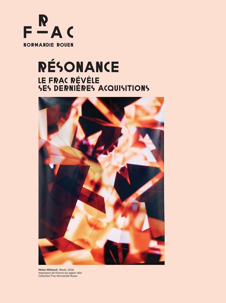 Guillaume Dégé & Abraham Poincheval Résonance - Partie 2 FRAC Normandie Rouen, Sotteville-lès-Rouen (FR) 14 avril  — 26 août 2018