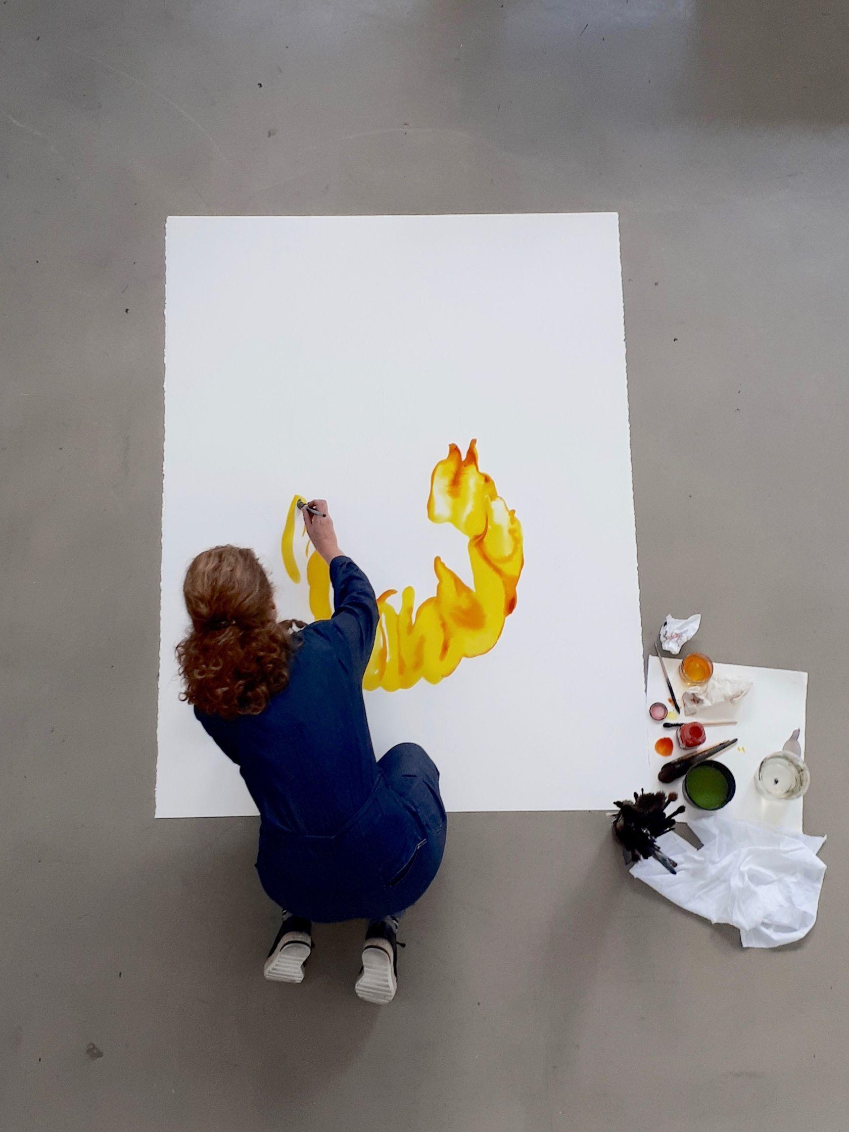 Françoise Pétrovitch Prix de dessin  Fondation d'art contemporain Daniel & Florence Guerlain, Paris (FR) 25 — 25 mars 2021